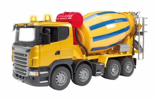 Bruder Scania R-Serie Cement Mixer