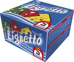 Schmidt  kaartspel ligretto blue