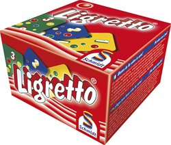 Schmidt  kaartspel Ligretto red