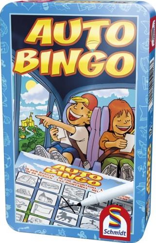 Schmidt reisspel Auto Bingo