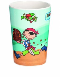 Sigikid  kinderservies Drinkbeker Sammy Samoa