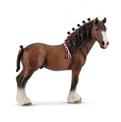 Schleich Farm Life - Clydesdale Hengst 13808