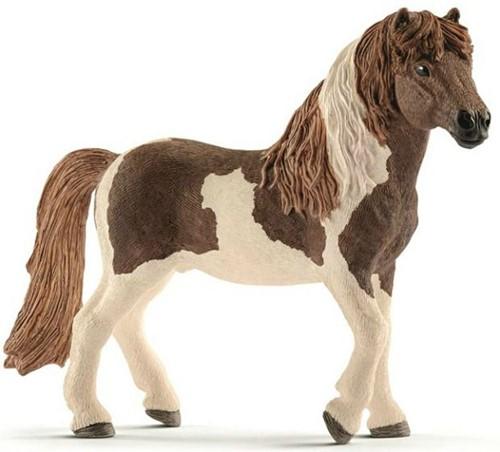 Schleich Paarden - Ijslandse Pony Hengst 13815