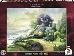 Schmidt  legpuzzel A new day dawning puzzle - 1000 stukjes