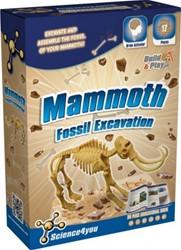 Science4you  wetenschapsdoos Mammoet fossiele