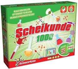 Science4you  wetenschapsdoos Scheikunde 1000