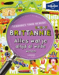 Kinderboeken  educatieboek Lonely planet - Groot brittanie