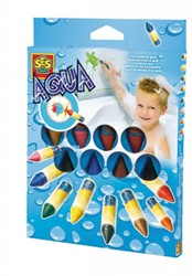 Ses badspeelgoed Kleuren in bad