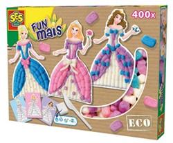 Ses Funmais knutselspullen prinsessen
