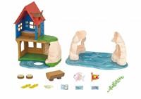 Sylvanian Families Speelhuisje Op Geheim Eiland 5229-2