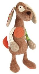 Sigikid  Sweety pluche knuffel Hond groot - 35 cm