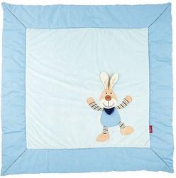 Sigikid  pluche knuffel Deken Semmel Bunny - 95 x 130 cm