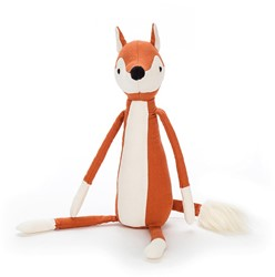 Jellycat knuffel Skandoodle Vos -39cm