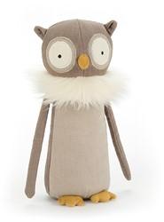 Jellycat knuffel Skandoodle Owl -24cm