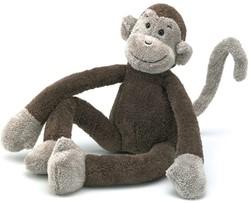 Jellycat  Slackajack Monkey Small - 33cm