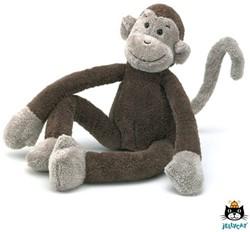 Jellycat  Slackajack Monkey medium - 48cm