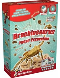 Science4you  wetenschapsdoos Brachiosaurus fossiele