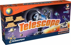 Science4you  wetenschapsdoos Telescope
