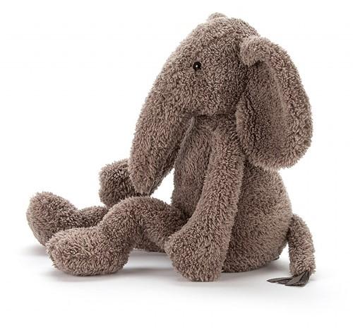 Jellycat knuffel Slackajack Elephant Small 33cm-2