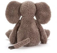 Jellycat knuffel Slackajack Elephant Small 33cm-3