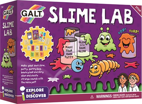 Galt Explore and discover - Slime Lab