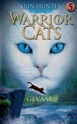 Kinderboeken  leesboek Warrior Cats Gevaar