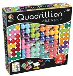 Smart Games  puzzelspel Quadrillion