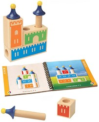 Smart Games spel Castle Logix