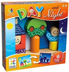 Smart Games  puzzelspel Day & Night deluxe