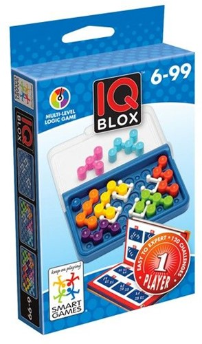 Smart Games spel  IQ Blox