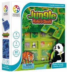 Smart Games  puzzelspel Jungle Hide & Seek