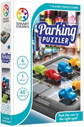 Smart Games  puzzelspel Parking Puzzler