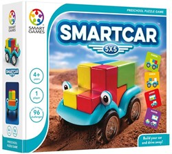 Smart Games  puzzelspel SmartCar 5x5
