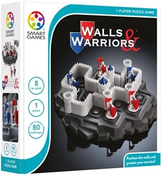 Smart Games  puzzelspel Walls & Warriors