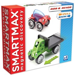 Smartmax  constructie speelgoed Rob & Ringo - 208