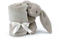 Jellycat Bashful Beige Bunny Soother-2