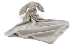 Jellycat  Bashful knuffeldoekje Beige Bunny Soother - 33 cm
