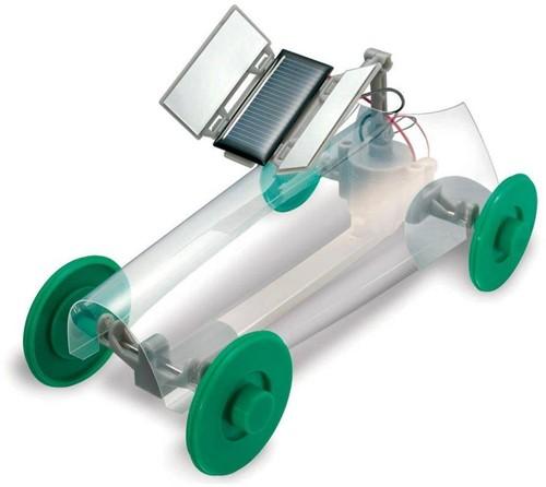 4M  Green Science wetenschapsdoos Solar rover