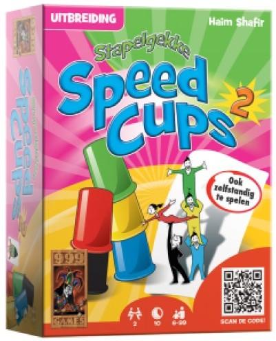 999 Games Stapelgekke Speed Cups 2