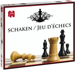 Jumbo Schaken/ Jeu d'éches