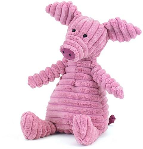 Jellycat knuffel Cordy Roy Pig Small 26cm