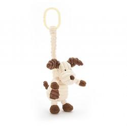 Jellycat Cordy Roy Baby Puppy Jitter - 16cm