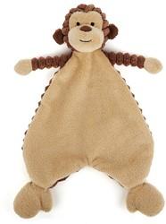 Jellycat  Cordy Roy knuffeldoekje Baby Monkey Soother - 23 cm