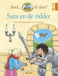 Deltas  avi boek Sara en de ridder AVI3