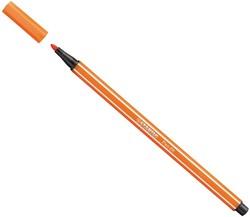STABILO pen 68 geelrood