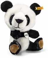 Steiff Big Head Tom panda, white/black-2