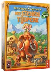 999 Games  bordspel Stenen Tijdperk: Huttenbouw &