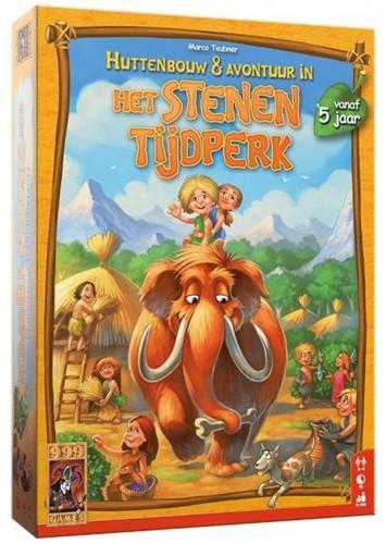 999 Games Stenen Tijdperk: Huttenbouw & Avontuur