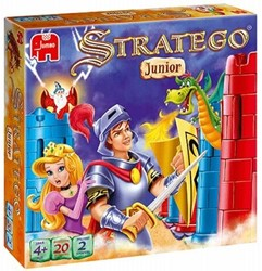 Jumbo  bordspel Stratego junior
