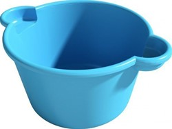 Haba  Sun Bistro zandspeelgoed Emmer blauw